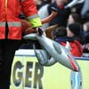 Football fan found guilty of attacking a steward with an inflatable shark