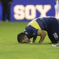 'Money doesn't buy happiness' - Carlos Tevez given hero's welcome home at Boca