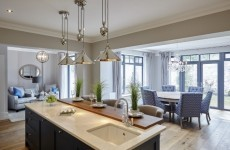 A mix of old and new in this elegant Regency-style development in Rathfarnham