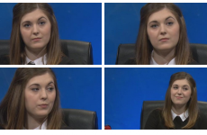 This girl was the hero of last night's University Challenge