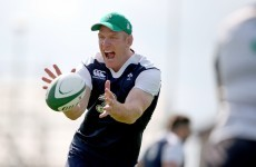 'We're just flat out training' - O'Connell not thinking of World Cup just yet