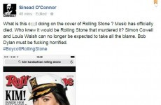 Sinead O'Connor just called Kim Kardashian 'a c***' and it's going viral on Facebook