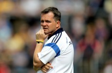 Davy Fitzgerald receives backing to stay on with Clare hurlers for another year