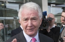 Seán FitzPatrick WON'T have to answer questions about his time at Anglo