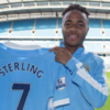 'My mum thinks I look good in blue' - Sterling on his move from Liverpool to Man City