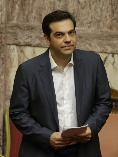 Greek parliament passes sweeping austerity bill in advance of third bailout