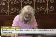 Mick Wallace claims '€15,000 in a bag' was paid to Nama official