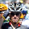 Disgraced Lance Armstrong back on the Tour de France route