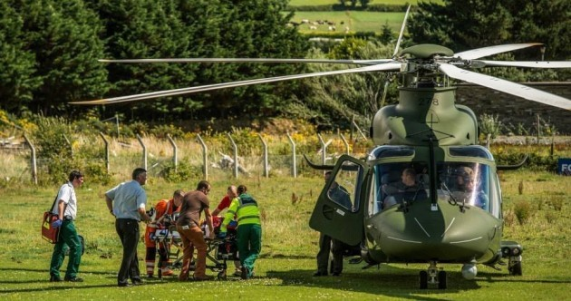 Varadkar refuses to rule out privatisation of air ambulance