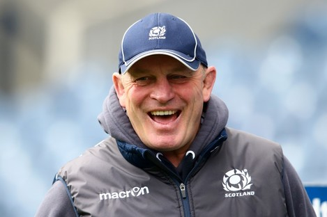 Vern Cotter has found another Kiwi for the Scots.