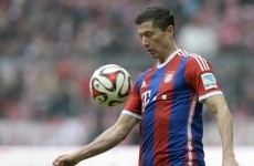 'Robert Lewandowski would cost Man United more than €50m'