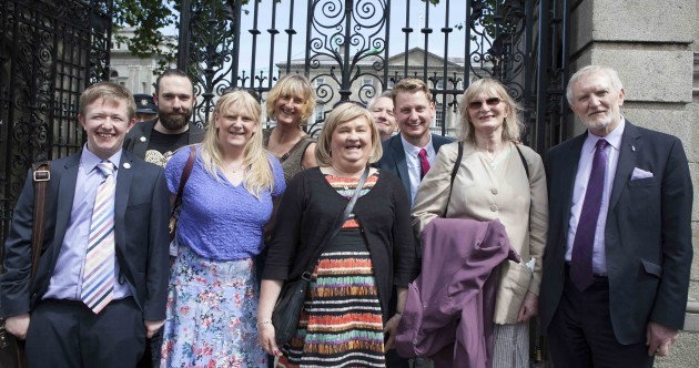 """A historic moment"" - Oireachtas signs off on gender recognition bill"