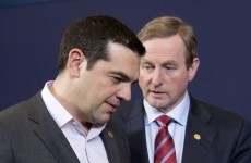 'Alexis, let me give you a piece of advice... ': Enda reveals what he told the Greek prime minister