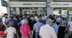 Greece latest: Banks to reopen on Monday, but with a €60 withdrawal limit