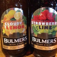 SUMMER PINTS! Bulmers just released two brand new flavours