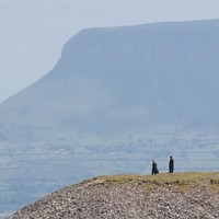 People are going to climb for two hours up Ben Bulben to watch a Yeats play