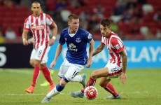 'There's no point in James McCarthy going to Manchester City to sit around on the bench'