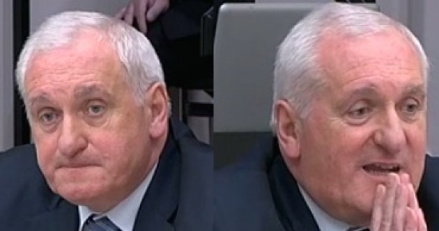 9 things we learned from Bertie at the banking inquiry