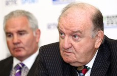 George Hook and Brent Pope make breakfast; prepare for Rugby World Cup