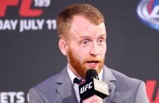 McGregor's team-mate Holohan confident he can be Ireland's next UFC champion