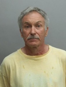 """Man caught drinking beer with hogs in the nip told cops: """"I just like pigs"""""""