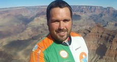 The inspiring story behind one Irishman's 490-day, 29,000km round-the-world cycle