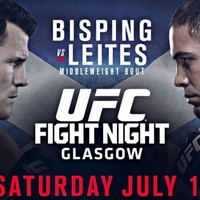 5 reasons why you should tune in for today's UFC Glasgow card