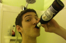 Here's why the 'shower beer' is the pre-drinking phenomenon you need in your life