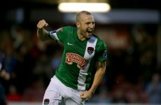 Cork edge closer to league leaders Dundalk as they make it four wins on the bounce