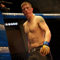 Ireland's Paul Redmond suffers first-round TKO defeat at UFC Glasgow