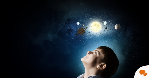 We're getting children excited about outer space at an earlier age