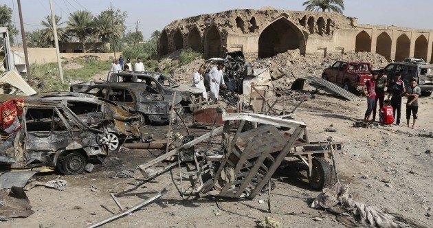 Isis attack leaves close to 100 people dead