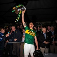 Donaghy lifts Munster trophy in near darkness and 5 other great pics from Killarney