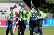 Ireland have qualified for next year's World Twenty20 in the most dramatic fashion