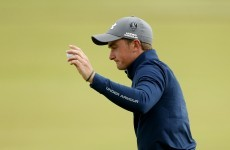 With one round left, Ireland's Paul Dunne is joint-leader of the Open at St Andrews