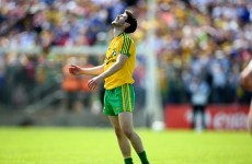 Were Donegal denied an Ulster final replay by an umpiring error this afternoon?