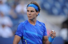 Nadal happy with form ahead of Murray clash