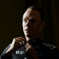 'This isn't the Wild West' says a disgruntled and frustrated Chris Froome