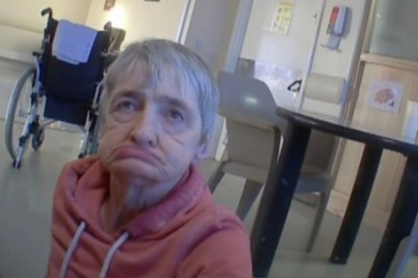 65-year-old Mary Garvan, who featured in the RTÉ Prime Time report.