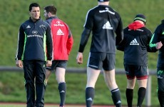 'What players need is an opportunity': Howlett confident youthful Munster squad can step up