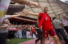 Reports: United line up €100 million Müller bid