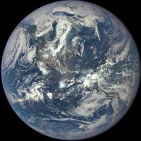 This is the first full photo of earth taken in 43 years