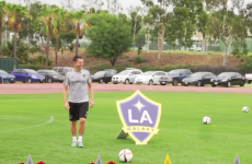 Robbie Keane continues to do everything he can to steal Steven Gerrard's thunder