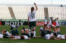 Irish under 17 girls one match away from World Cup quarter final