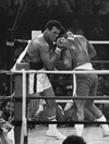 Ali's 'Thrilla in Manila' boots and Jordan's backboard among $430,000 worth of US sports merchandise up for auction