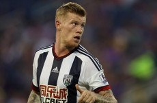 'He has got to turn towards the flag like everyone else' - McClean warned by Pulis