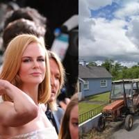 Nicole Kidman is actually from Longford  ¯\_(ツ)_/¯