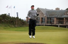 Paul Dunne surges up the world rankings but he's remaining amateur for the time being