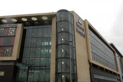 Beacon Hospital in South Dublin