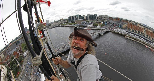Should we fork out €3.8 million for a sail training ship? Here's what's being proposed...